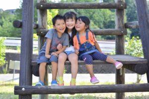 公園子供達