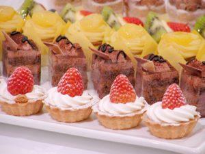 ケーキパーティー