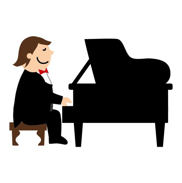 ピアニストは痛くない?!