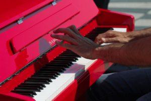 赤ピアノ2